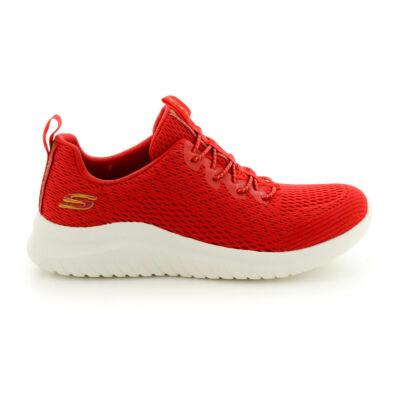 Skechers női sportcipő RED    piros  184612_A