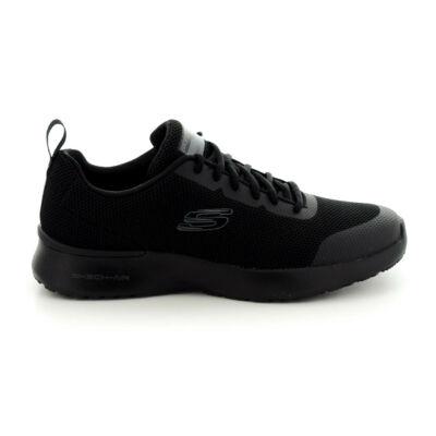 Skechers férfi sportcipő BBK   fekete  184635_A