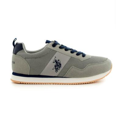U.S.Polo fűzős sneaker grey szürke  185184_A