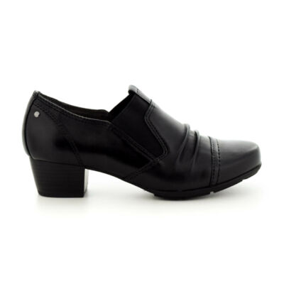 Jana félcipő/black001 fekete  186054_A
