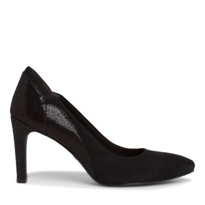 Tamaris pumps/black001 fekete  186132_A