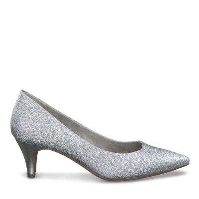 Tamaris pumps/silver glam963