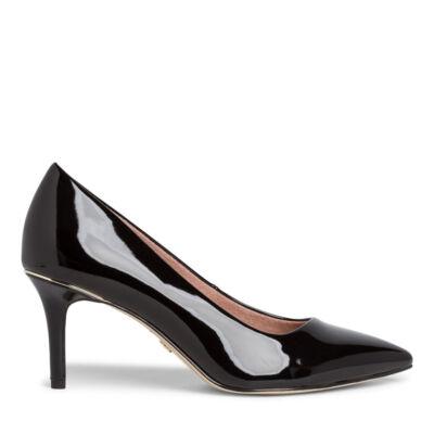 Tamaris pumps/black patent018    fekete  186146_A
