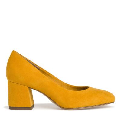 Tamaris pumps/mustard684 sárga  186154_A