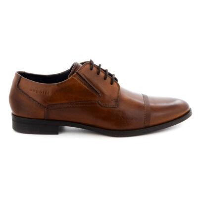 Bugatti félcipő/cognac6300 barna  186601_A