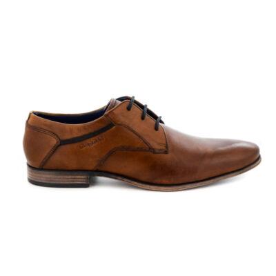 Bugatti félcipő/cognac6300  barna  186619_A