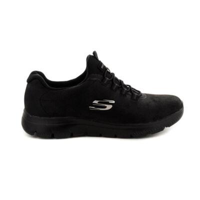 Skechers sportcipő/BBK   fekete  186655_A