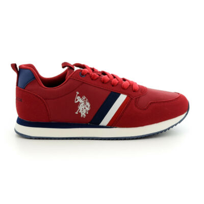 U.S.Polo sportcipő/ red
