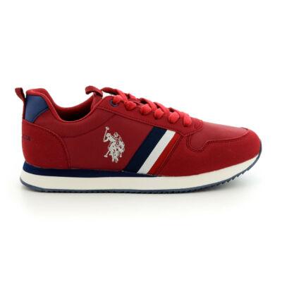 U.S.Polo sportcipő/ red piros  187204_A