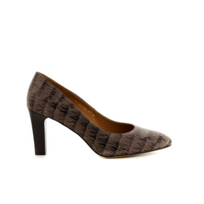 Anis ms. pumps/ flora brown  barna  187419_A