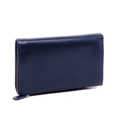 Centro Pelle bőr pénztárca/ blue