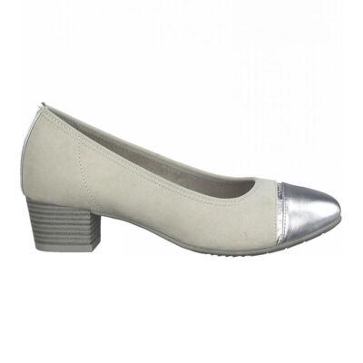 Jana pumps/silver comb 913       szürke  187772_A