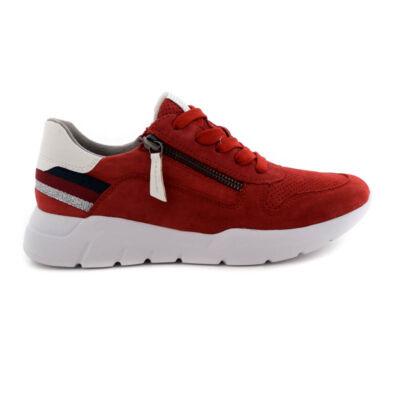 Jana félcipő/red comb 555   piros  187781_A