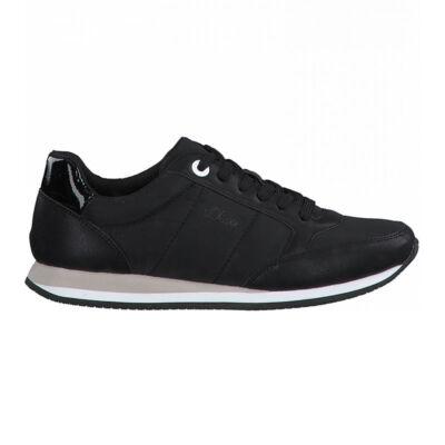S.Oliver sportcipő/black001 fekete  187859_A