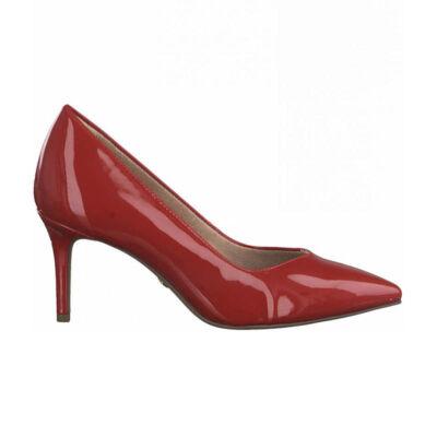 Tamaris pumps/chili pat520  piros  187924_A