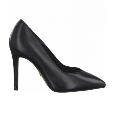 Tamaris pumps/black lea003   fekete  187931_A