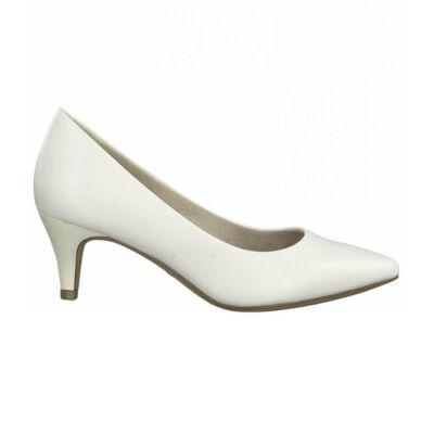 Tamaris pumps/white matt140   fehér  187940_A