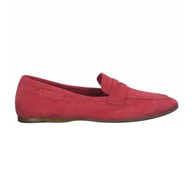Tamaris félcipő/coral562   piros  187983_A
