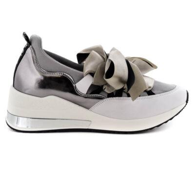 Lux sneaker/ KOL T-53 szürke ezüst szürke  188354_A