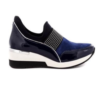 Lucia Bosetti félcipő/ kék velúr kék  188363_A