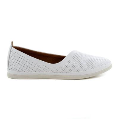 Mago női félcipő/ white  fehér  188608_A