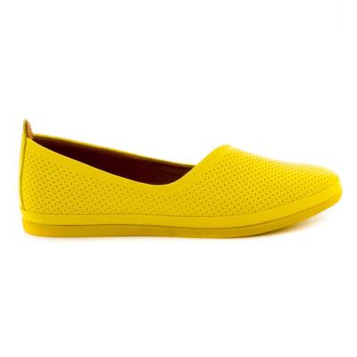 Mago női félcipő/ yellow  sárga  188609_A