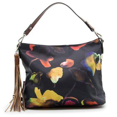 Tamaris női táska/ 100 black fekete  188786_A