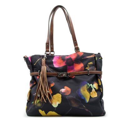 Tamaris női táska/ 100 black fekete  188792_A
