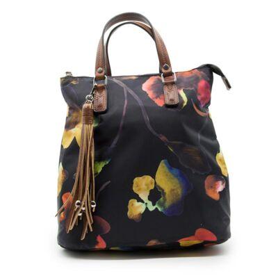 Tamaris női táska/ 100 black fekete  188794_A