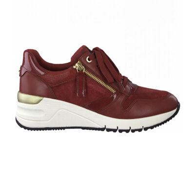 Tamaris sportcipő/lipstick com516   piros  189444_A