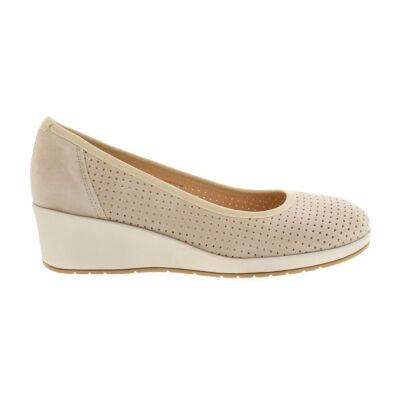 Rizzoli női félcipő camoscio stone beige  50915_A