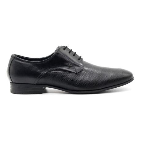 Bugatti félcipő fekete  144708_A