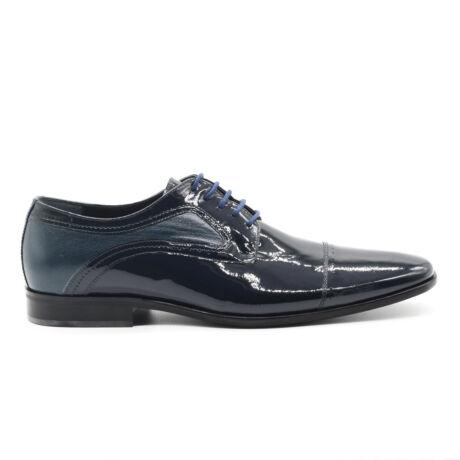Simonetti félcipő kék 41.0 154050_A