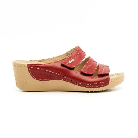 Batz papucs piros  158278_A