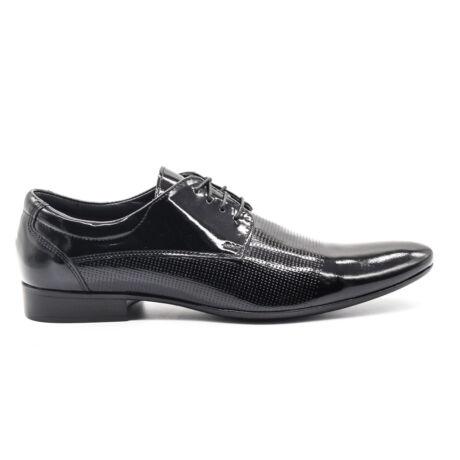 Simonetti félcipő fekete  161507_A