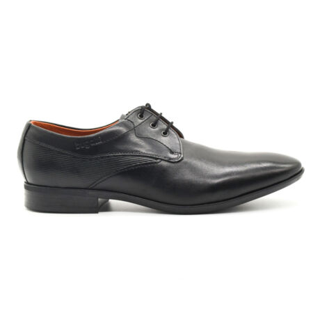 Bugatti félcipő fekete  163690_A