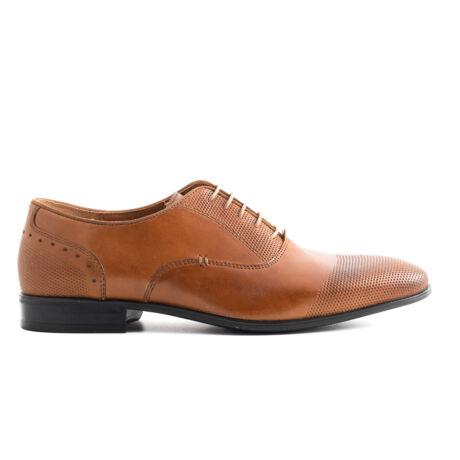 Simonetti fűzős alkalmi bőr cipő   169664_A