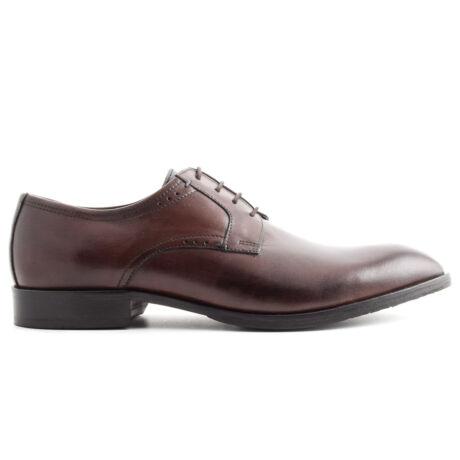 Marco Battisti bőr fűzős alkalmi cipő   169697_A