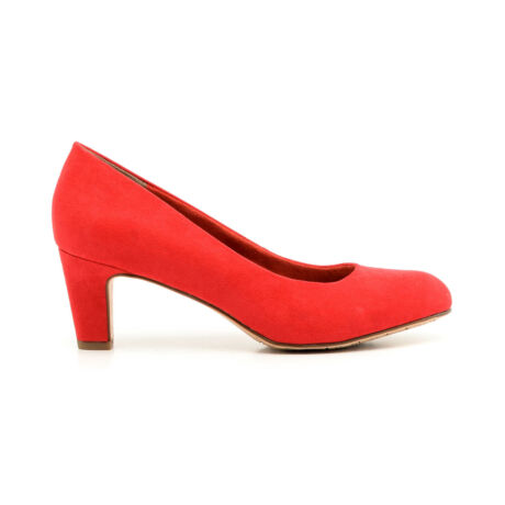 Tamaris pumps piros  173145_A