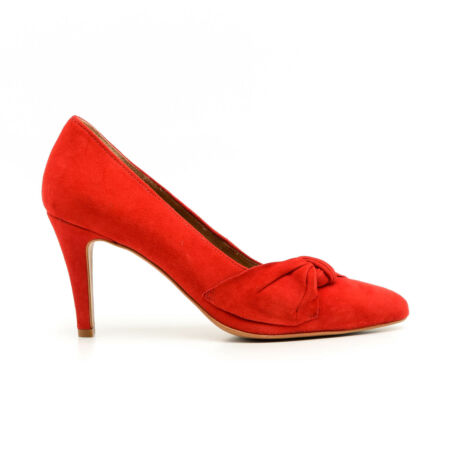 Tamaris pumps piros  173156_A