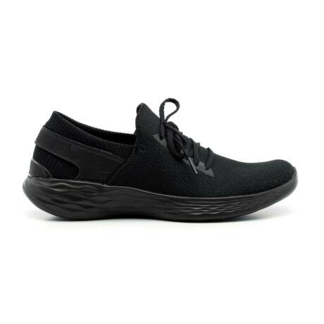 Skechers félcipő fekete  173514_A