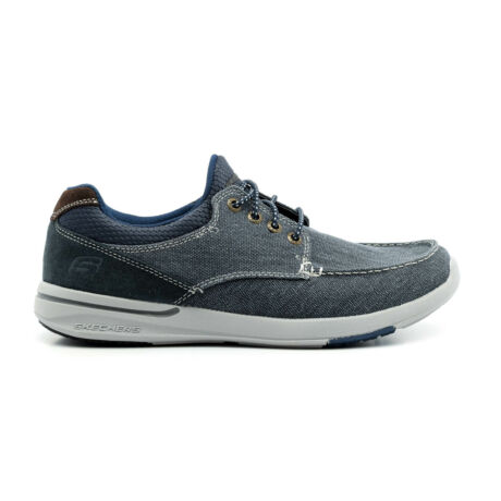 Skechers félcipő kék  173537_A
