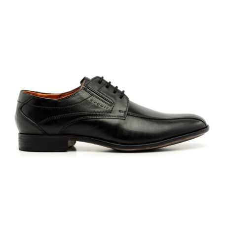 Bugatti félcipő fekete  173762_A