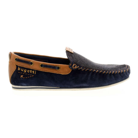Bugatti félcipő kék  173776_A
