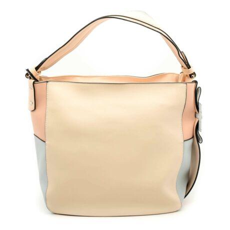 New Lookat női műbőr táska beige  174146_A