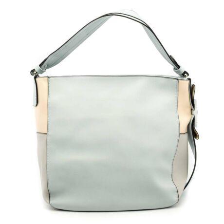 New Lookat női műbőr táska világoskék 1.0 174147_A