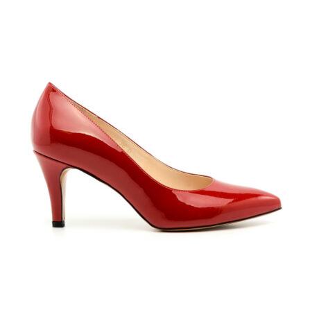 Anis pumps czerwony lakier piros  174451_A