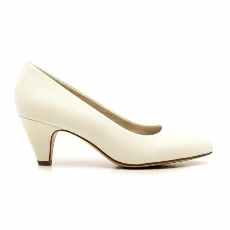 Tamaris pumps fehér  176161_A