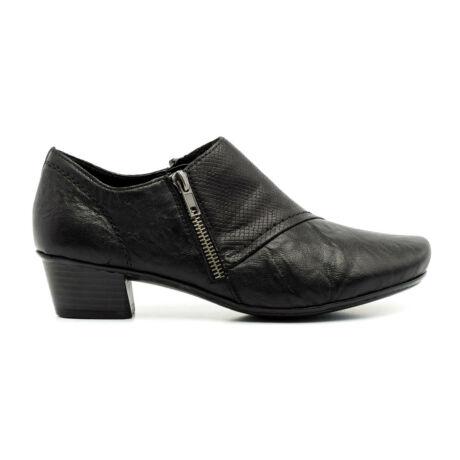 Rieker női félcipő fekete  176711_A