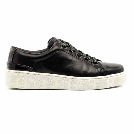 Tommy Hilfiger sneaker fekete 36.0 177332_A